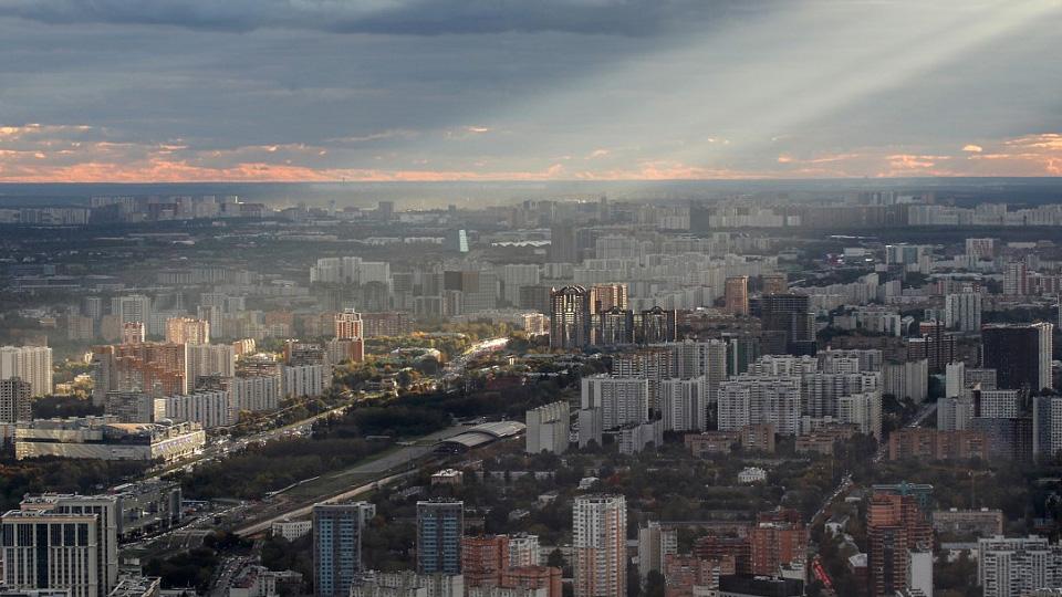 Реконструкция на востоке Москвы