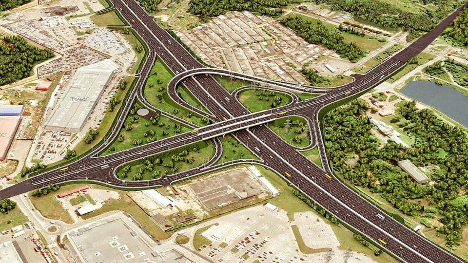 подключение газопровода на участке реконструкции развязки МКАД с Алтуфьевским шоссе