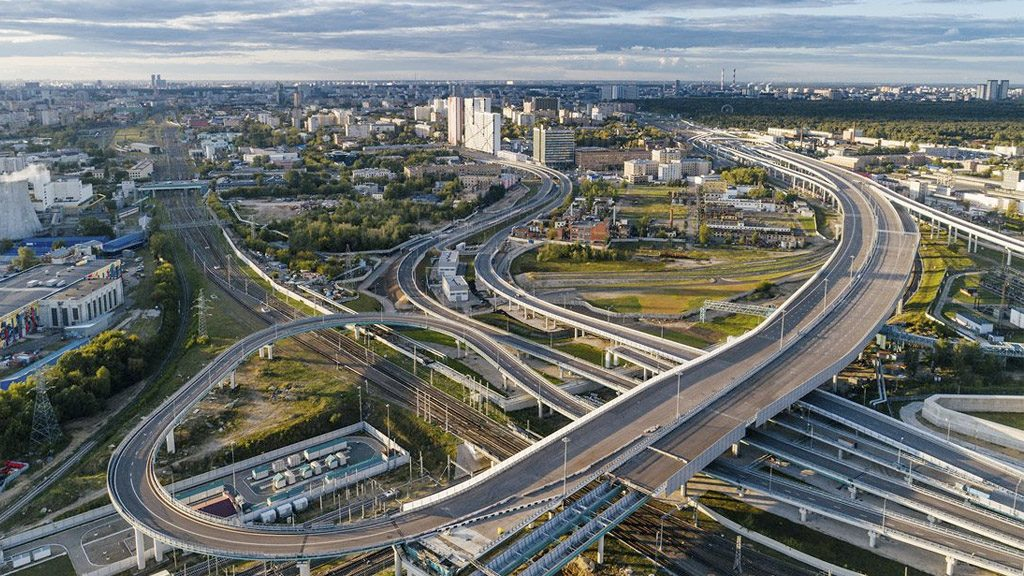 Северо-Восточная хорда Москвы